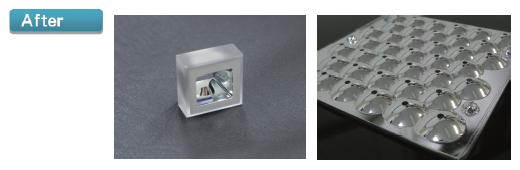 製品の小型化